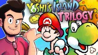 Yoshi's Island Trilogy - AntDude
