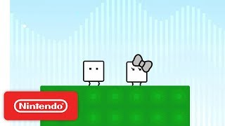 Download BOXBOY! + BOXGIRL! - Overview Trailer - Nintendo Switch Mp3 and Videos