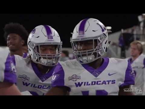 ACU Football   HBU Highlights (Oct. 12, 2019)