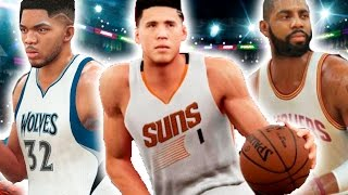 Can An Under 25 Year Old Team Win A NBA Championship? NBA 2K17 Challenge