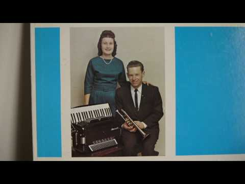 Melodies of Praise David and Ramona Pollard 196?    Accordion Trumpet Duets Gospel
