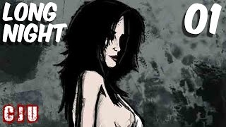 Let's Play Long Night Part 1 - Alone I Break