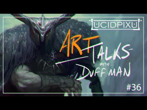 How To Love Art Forever - Art Talks with Duffman