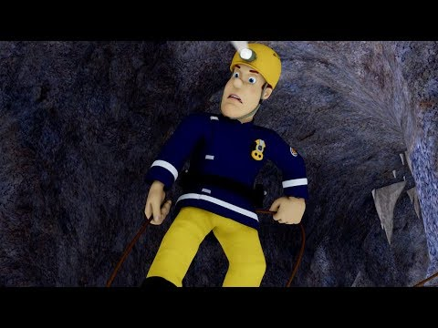 Fireman Sam Full Episodes | Best Rescues on Jupiter - Norman is trapped in a well  🚒🔥Kids Movies