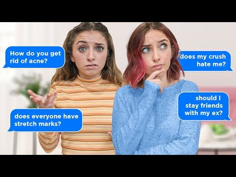 Period Questions Your Daughter Might Ask