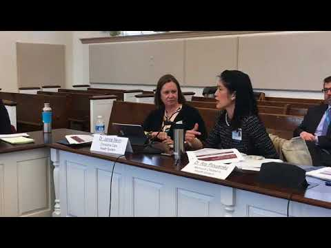 Delaware Health Care Delivery and Cost Advisory Group Meeting 3 /22/2018 video 2