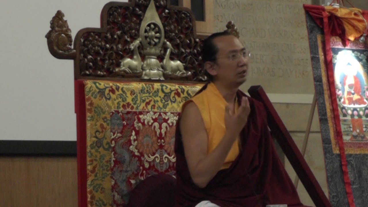 The Power of Buddhism by His Holiness Ratna Vajra Rinpoche, the 42nd Sakya  Trizin