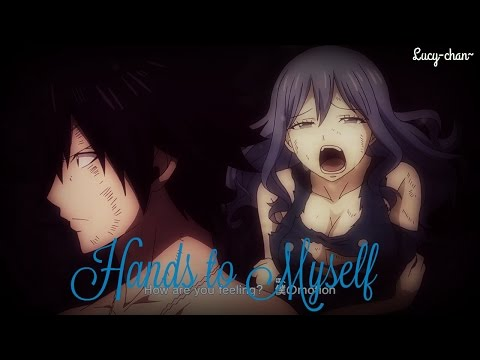 Hands to Myself AMV