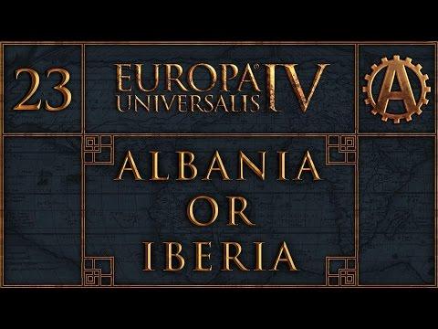 EUIV Albania or Iberia 23 |