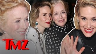 'AHS' Star Sarah Paulson is Dating 72-Year-Old Holland Taylor