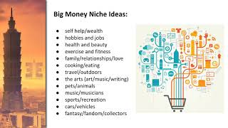 Niche Selection (Finding Your Winner Niche)