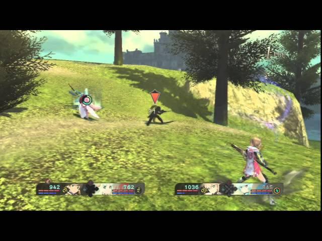 Tales of Zestiria (видео)