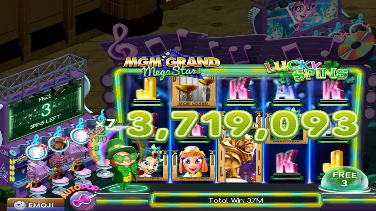 Mgm Pop Slots