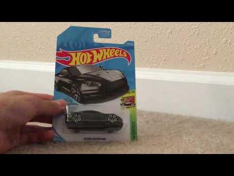 Hot wheels Aston Martin DBS review