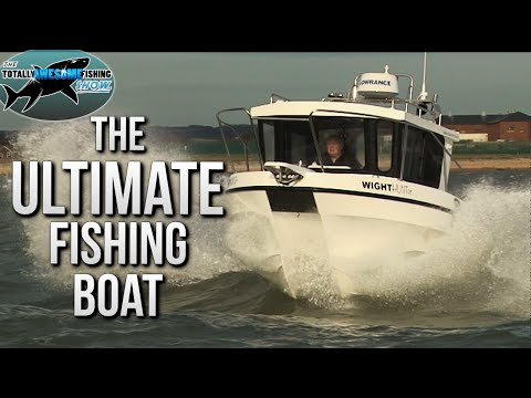 The Ultimate Fishing Boat? | TAFishing