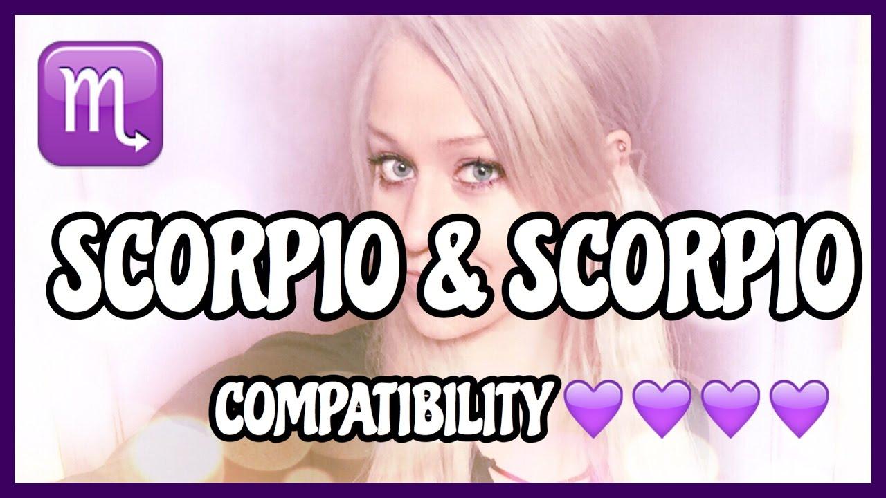 Scorpio & Scorpio // Compatibility