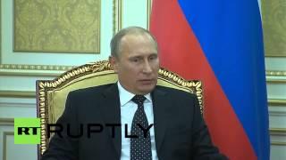 Kazakhstan: Putin praises stronger Russo-Kazakh ties