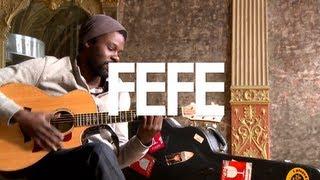 Féfé - Le Charme Des Premiers Jours - Acoustic [ Live in Paris ]