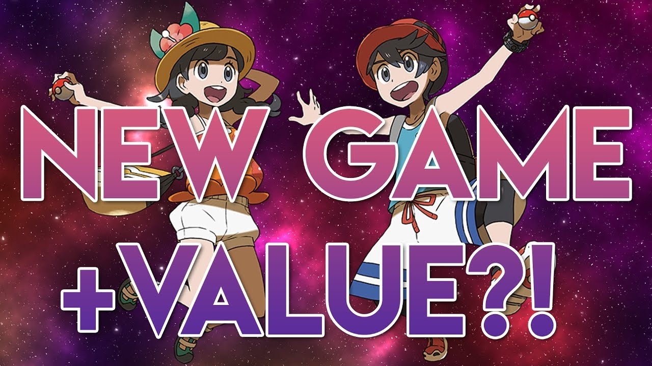How to start a New Game in Pokémon Ultra Sun and Ultra ...