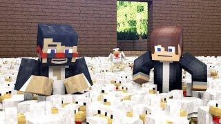 CHICKEN OVERLOAD (Minecraft Animation)