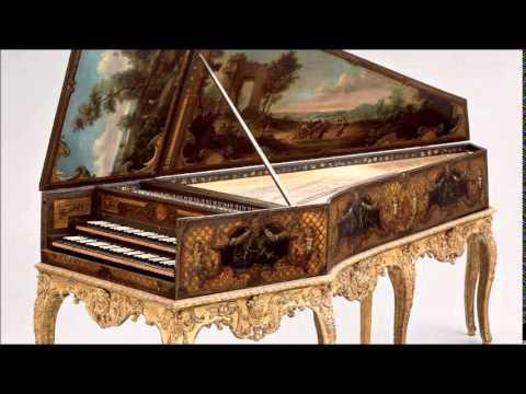 Antoine Forqueray Harpsichord Works, Christophe Rousset 1/2