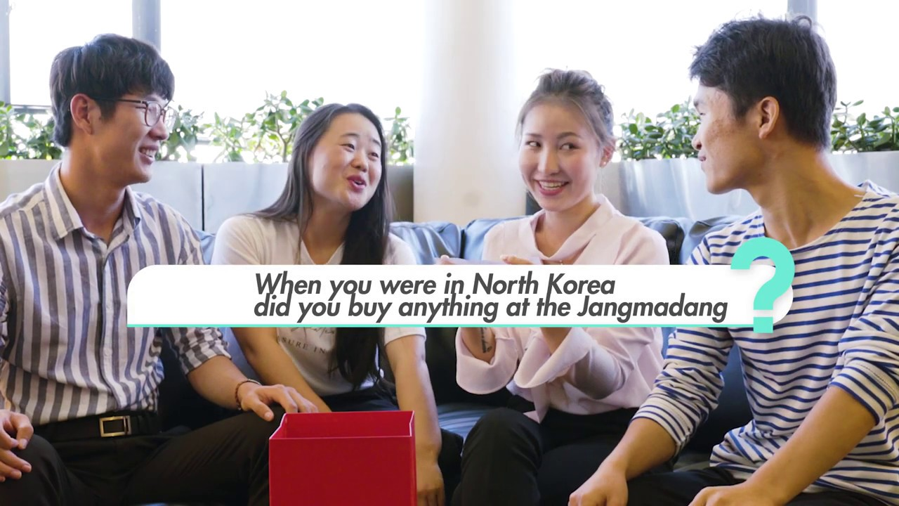 The Jangmadang: North Korea's Black Markets | The Red Box