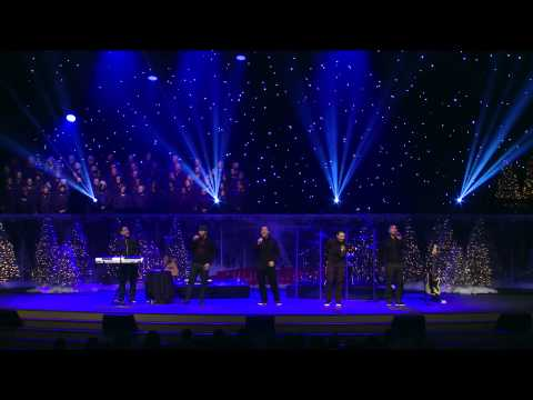 Amazing! O Holy Night performed by The Katinas and World Outreach Worship Choir