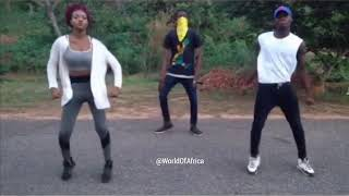 Wakanda Dance 🙅🏿♂️ @tha.ma.ni @lordkriztovah_ @wilz_jay #BlackPanther