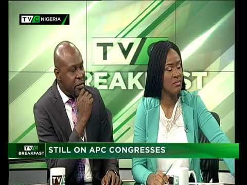 TVC Breakfast 22nd May 2018 | Still on APC Congresses