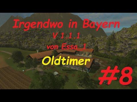 LS 15 Irgendwo in Bayern Map Oldtimer #8 [german/deutsch]