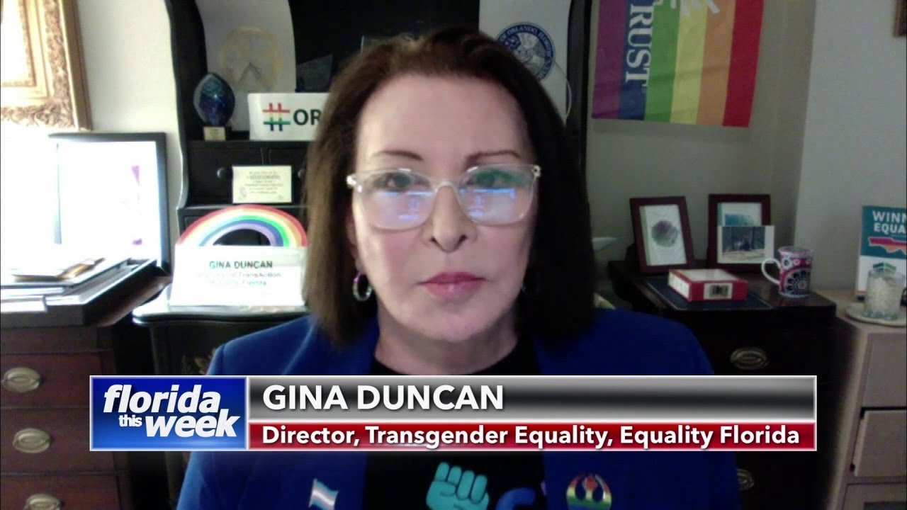 Gina Duncan on Transgender Legislation | Florida This Week