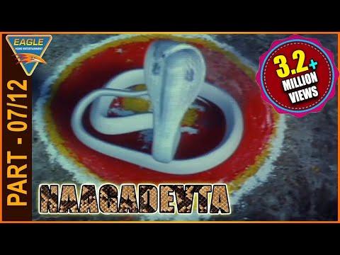 Naagadevta (Shweta Naagu) Hindi Dubbed Movie Part 07/12 || Soundarya, Abbas || Eagle Hindi Movies