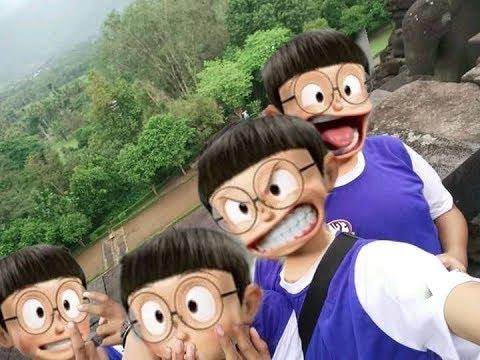 Cara Mengganti Kepapa Menjadi Kepala Nobita Youtube