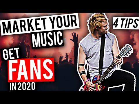 How to Start Marketing Your Music in 2020 | Music Marketing Strategies