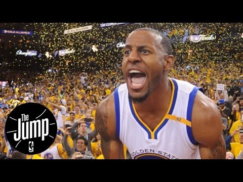 Will Andre Iguodala Take Less To Remain With Warriors? | The Jump  | ESPN