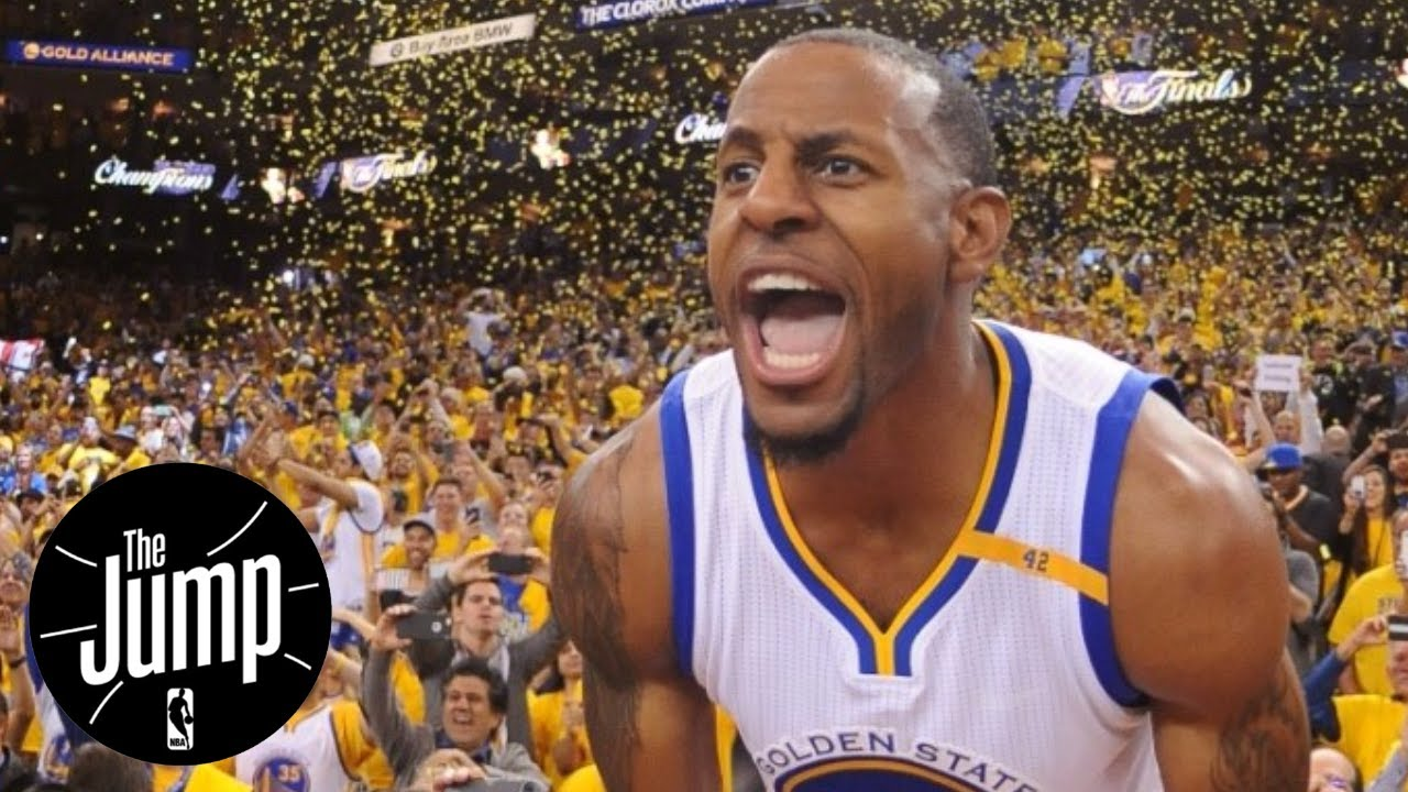Will Andre Iguodala Take Less To Remain With Warriors   85a835598e3e