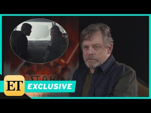 Mark Hamill Can't Watch His  With Carrie Fisher in 'Star Wars: The Last Jedi' Exclusive