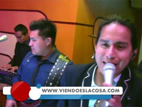 VIDEO: CÓDIGO FHER - Te Amo - En Vivo - WWW.VIENDOESLACOSA.COM - Cumbia 2015