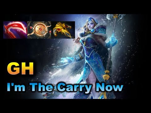 GH I'm The Carry Now - Liquid Vs Keen TI9