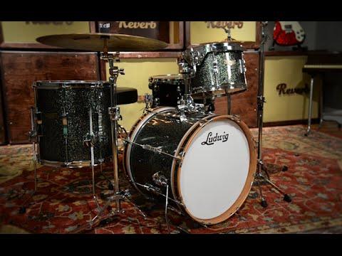 Ludwig Club Date Drum Kit Demo