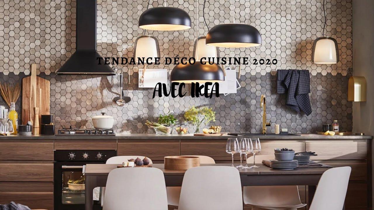 TENDANCE CUISINE 20 AVEC IKEA/ACCESSOIRES CUISINE -IDÉES DE RANGEMENT
