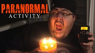 PARANORMAL ACTIVITY: THE GHOST HUNT PRANKS