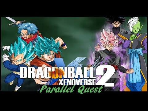 dragon ball xenoverse 2 how to get parallel quest 86