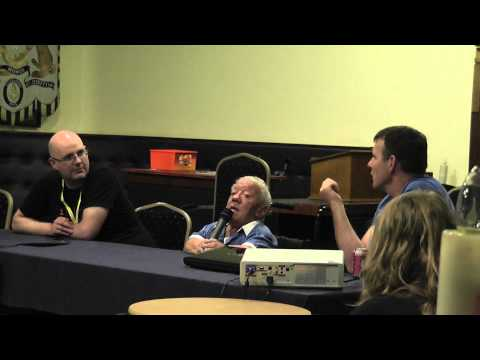 Kenny Baker at UK Games Expo 2012 part 2