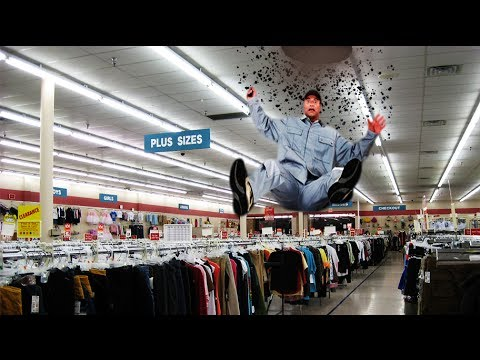 Drunk Burglar Caught After Falling Through Roof Of Bealls