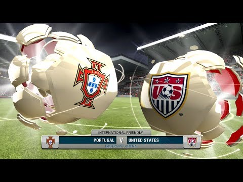 World Cup Portugal Vs USA 2014 Game Thoughts