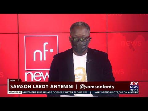 Newsfile Intro on JoyNews (21-8-21)