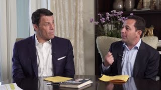 Should you day trade in your pajamas?  | Tony Robbins Unshakeable [video 11 of 14]