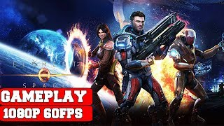 Element Space Gameplay (PC)