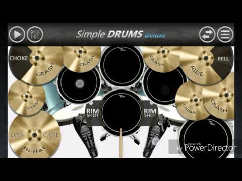 Blink 182 - Not Now drum cover on simple...